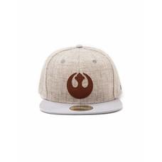 Merchandise Star Wars - Rebel Alliance Canvas - Pet - Snapback - Beige