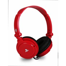 PS4 4Gamers PRO4-10 Stereo Gaming Headset (Rood)