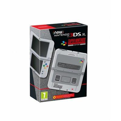 3DS New Nintendo XL, Console (SNES Edition)