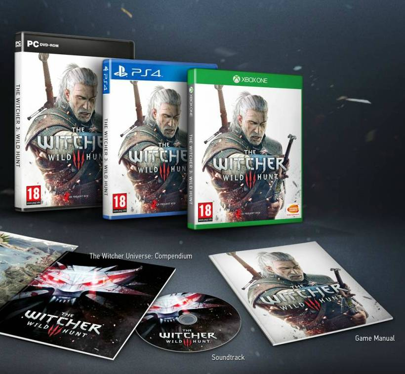 The Witcher III: Wild Hunt - Premium Edition