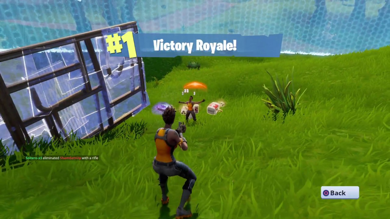 'Victory Royale!'
