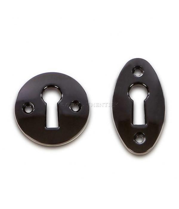 Bakeliet rond sleutelrozet