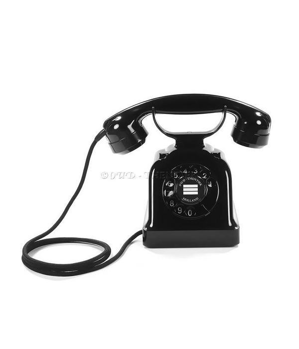 Bakeliet bureau telefoon model 1929