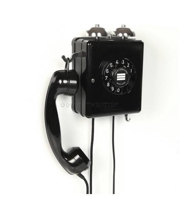 Bakeliet wand telefoon model 1929
