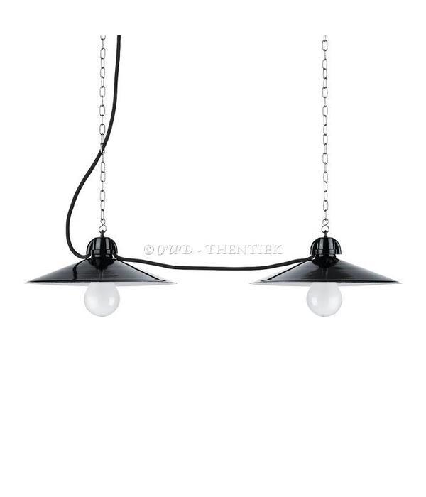 Tafellamp bakeliet & porselein