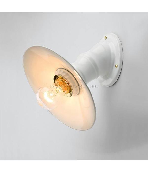Porselein wandlamp 1905