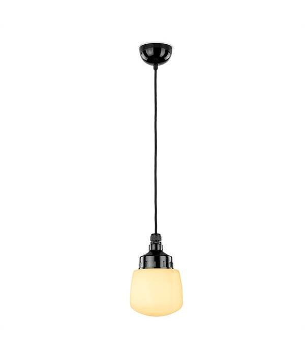 Bakeliet hanglamp 1948
