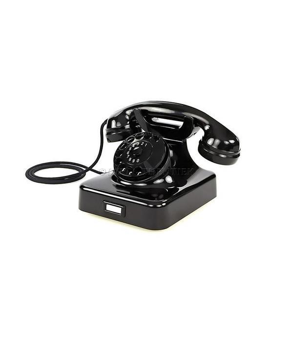 Bakeliet bureau telefoon model 1948
