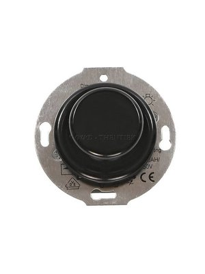 Druk / draai Dimmer elektronisch (RC-type)