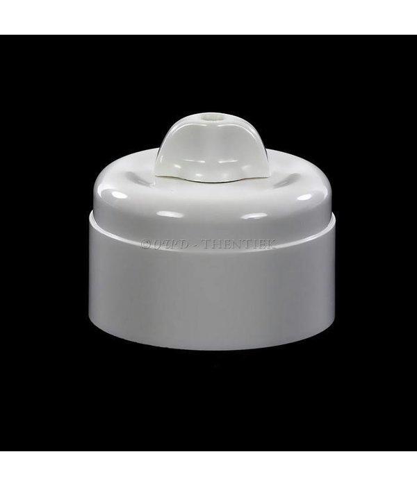 Bakeliet 2-polige draaischakelaar