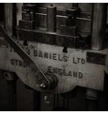 Bakeliet ovaal sleutelplaat