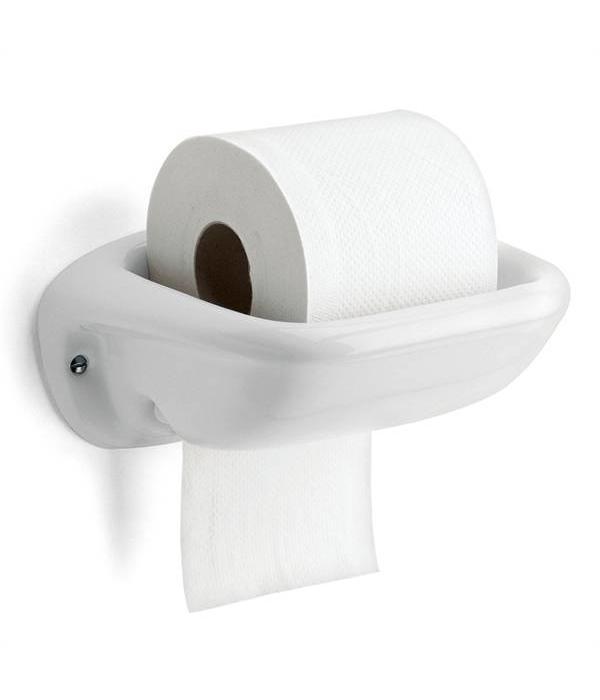 WC rolhouder porselein 1940