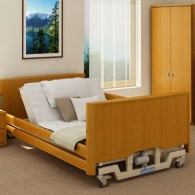 Obesitas verpleegbed Home Relax 350 Extra laag