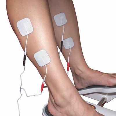 Ectrode pad 1 paar voor cicrculation pro