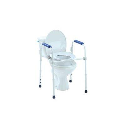 3 in 1 hulpmiddelel toiletstoel verhoger toiletombouw