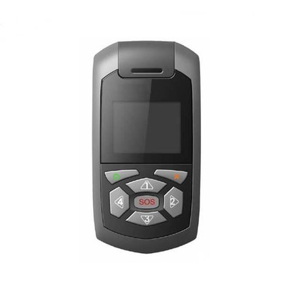 Mobiletrack GPS tracker ouderen met Alarmknop