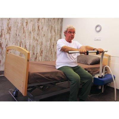 United Care Betty transferhulp zelfstandig uit bed komen.