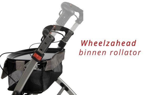 lichtgewicht rollators wheelzahead zorghulpmiddelenonline