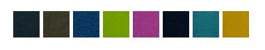 kleurstaal Sta-Op Stoel Turno