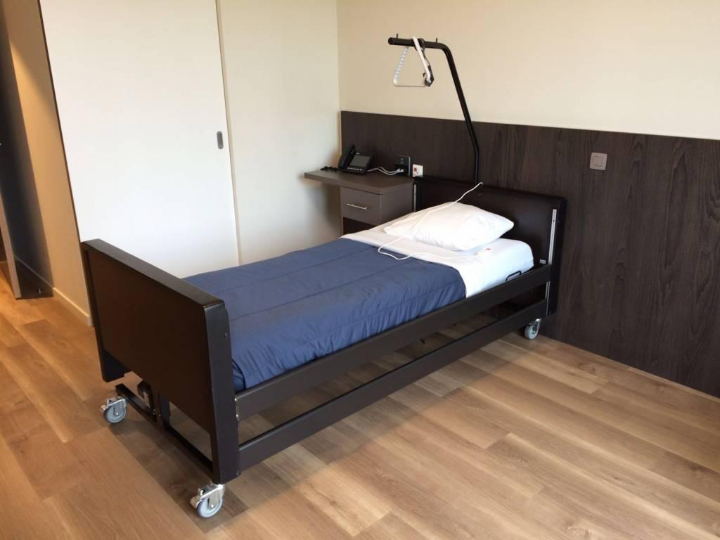 Schell elektrisch hoog laag thuiszorg bed