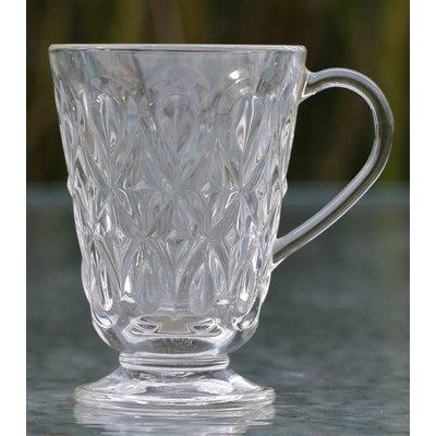 Lyonnais glazen mok