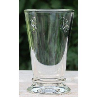 Abeille hoog glas