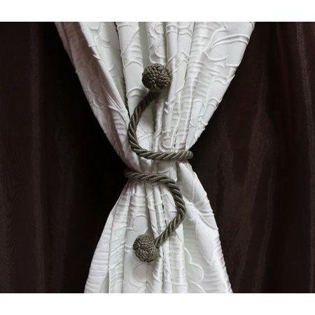 Gordijn embrasses van touw om te buigen - Het Franse Warenhuis