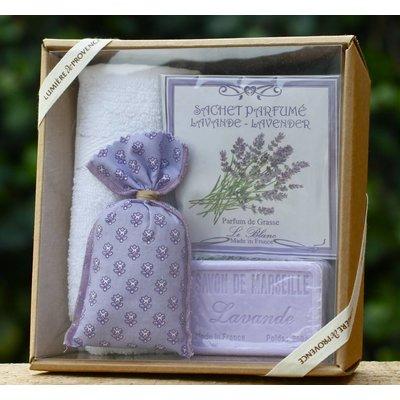 Cadeaudoos lavendel