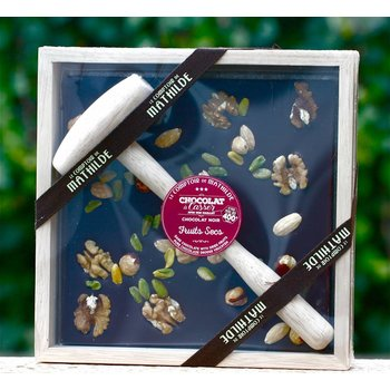 Le Comptoir de Mathilde Kistje chocolade noten