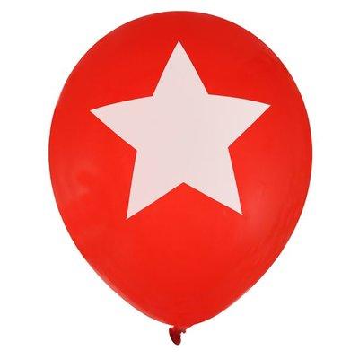 Ballonnen ster