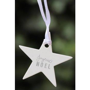 Lumière de Provence Hangkaartje ster