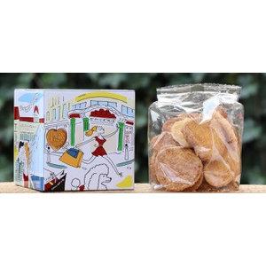 Zoute en zoete koekjes