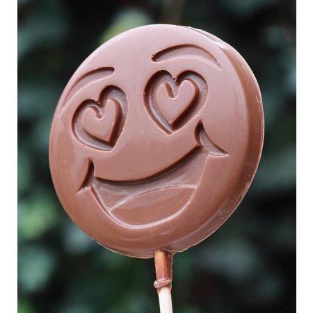Chocoladelollie emoticon I love you