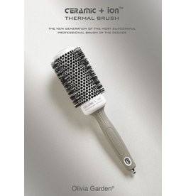 Olivia Garden Nano Thermic Ceramic Ion Brush Kappers Co Hairdressing Products And