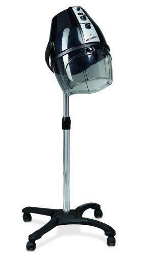 AGV Droogkap Acrobat, 1 of 2 speed, zwart, 780W, staand