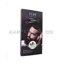 Fox Scissor set Barber Series Snake