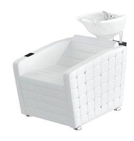 Panda Glamour wash unit with Swarovski crystals, ele. footrest massager