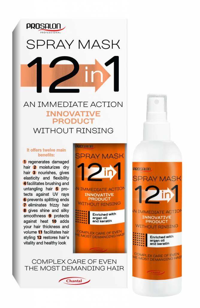 Prosalon Prosalon Spray Haarmasker 12 in 1, 150 ml
