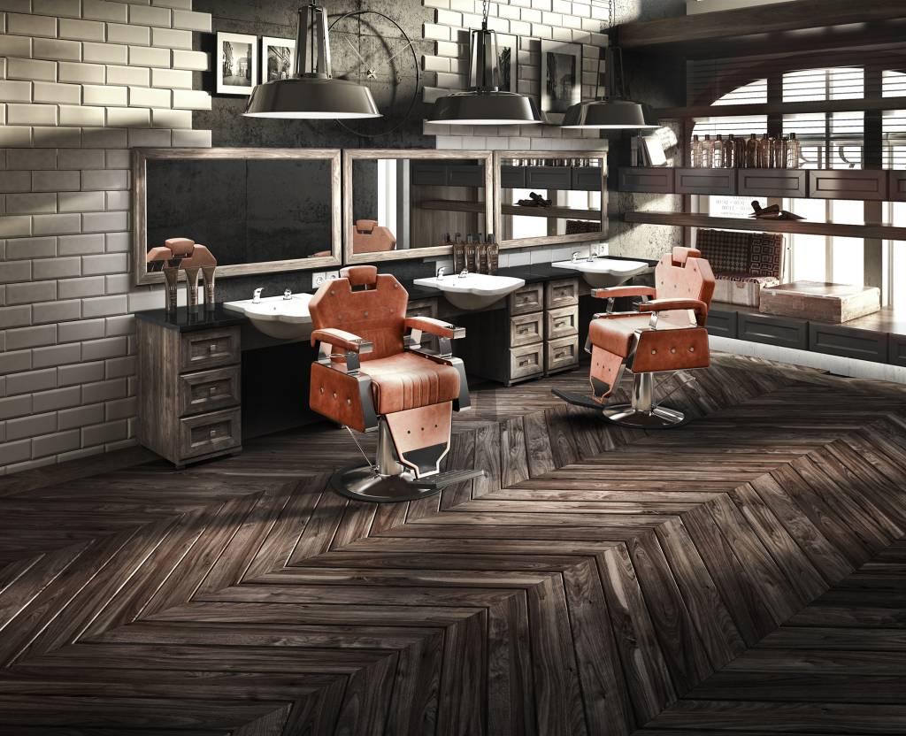 Panda men 39 s hair salon barber set royalo men 39 s barber for The barbershop a hair salon for men