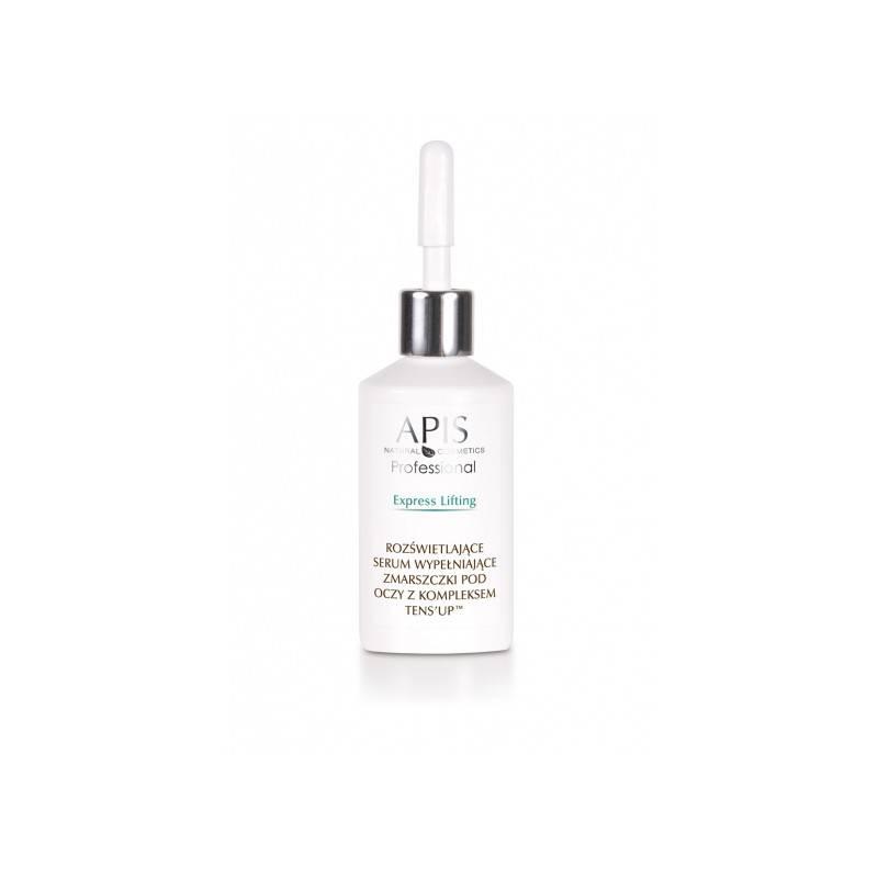 APIS Express Lifting serum wypełniające pod oczy z TENS' UP 30ml