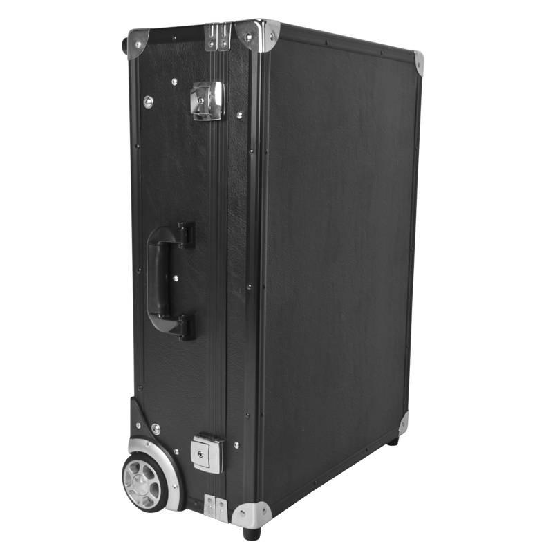 Activeshop® MOBILE KAPTAFEL GLAMOUR D-9606K ZWART