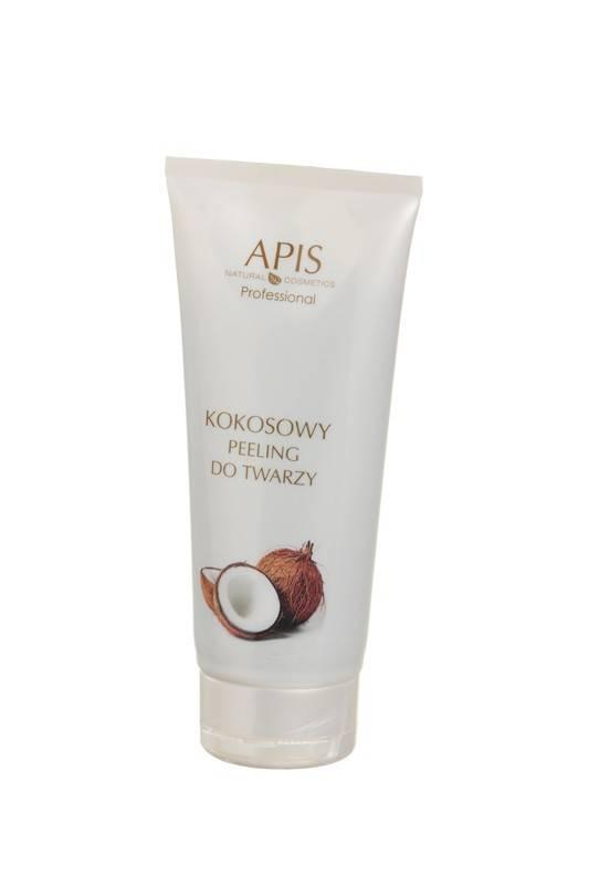 APIS Kokosowy peeling do twarzy 200ml
