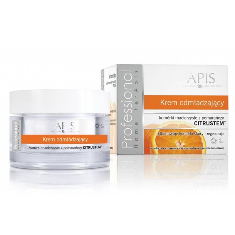APIS Krem odmładzający z komórkami macierzystymi z pomarańczy CITRUSTEM 50ml