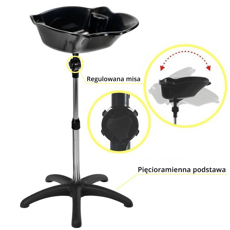 Gabbiano GABBIANO MOBILE HAIR WASH UNIT 129