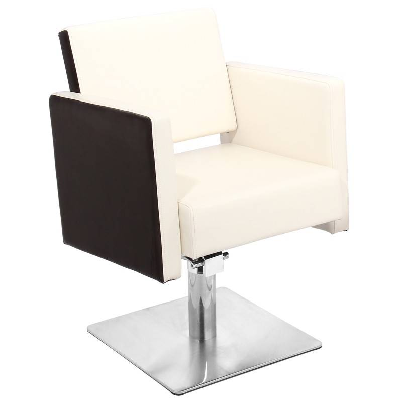 Gabbiano GABBIANO HAIRDRESSING CHAIR MADRID BEIGE-BROWN