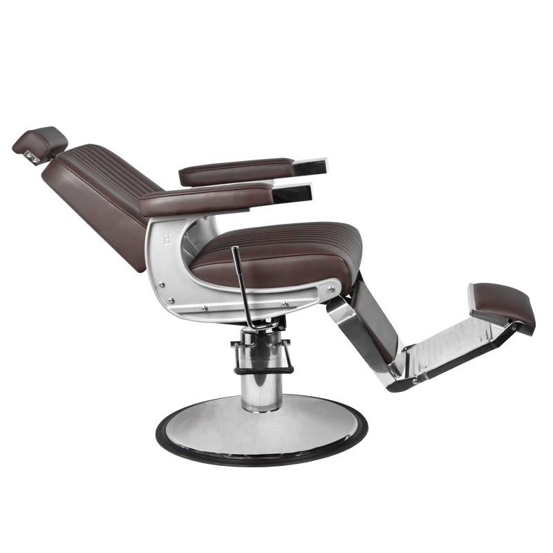 Gabbiano GABBIANO BARBER CHAIR CONTINENTAL BROWN