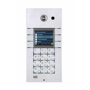 2N Helios IP Vario Display Intercom
