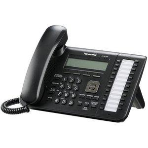 Panasonic KX-UT133-B VoIP SIP telefoon 4 lijnen