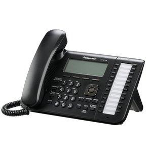 Panasonic KX-UT136-B VoIP SIP telefoon 4 lijnen