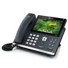 Yealink SIP-T48G Gigabit VoIP telefoon voor 6 lijnen